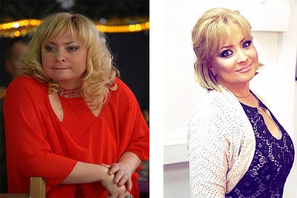 актриса Светлана Пермякова