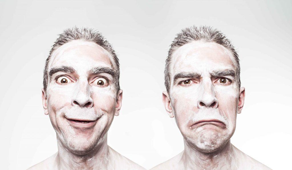 Выражения лица