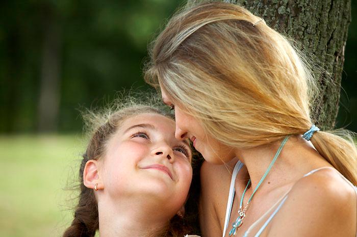 Формирующая эмоции структура мозга передается дочери от матери