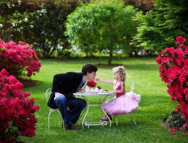 Отец и дочь_2