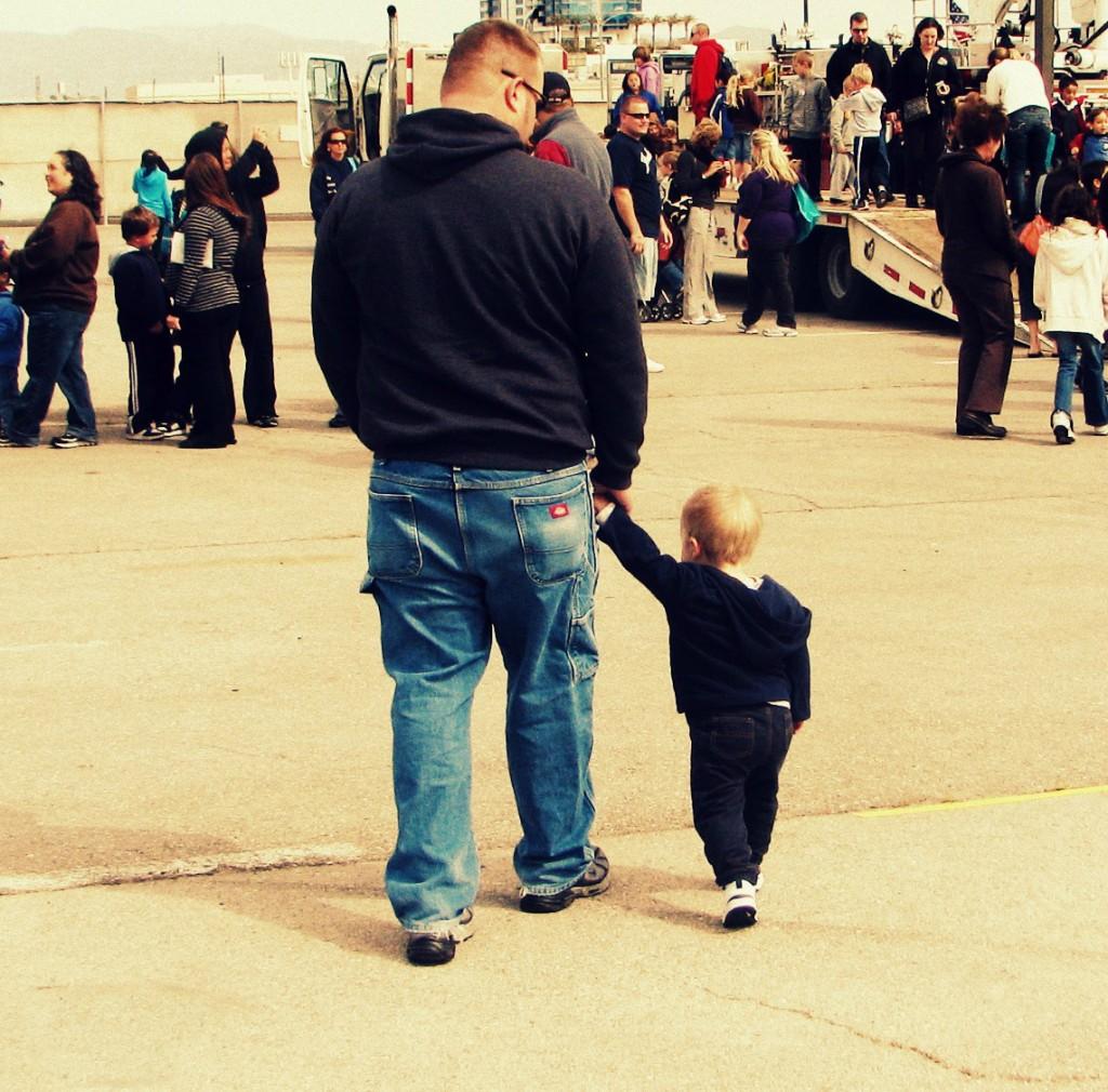 Папа и сын_9