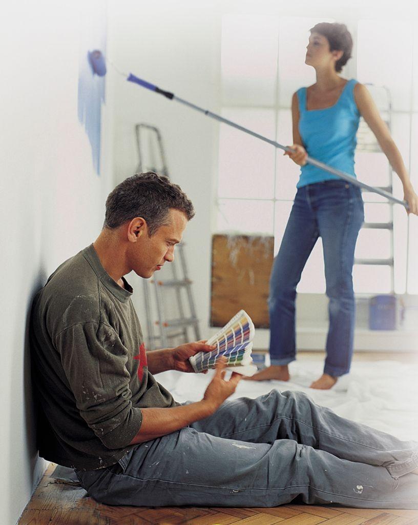 Как сделать минимальный ремонт квартиры