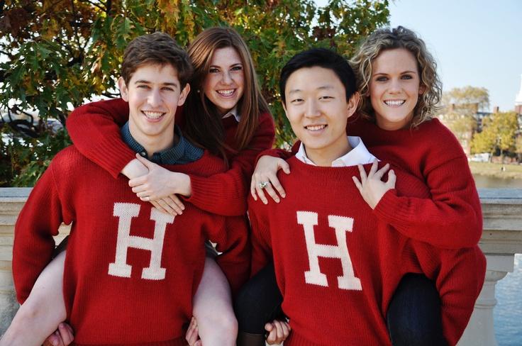 Студенты Гарварда 1