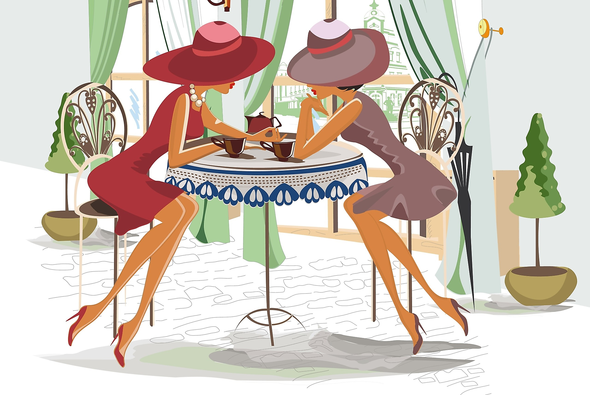 _____two_girls_in_cafe_illustration_20150530_1449661746