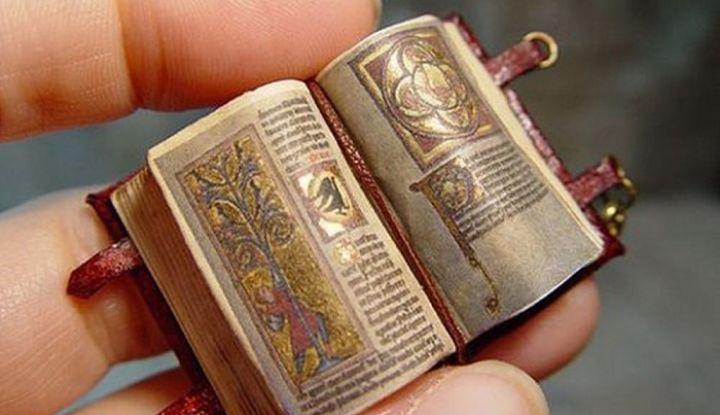 Картинки по запросу миниатюрные книги
