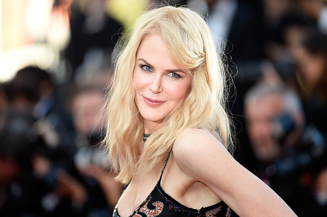 CANNES, FRANCE - MAY 23: Nicole Kidman attends the 70th Anniversary of the 70th annual Cannes Film Festival at Palais des Festivals on May 23, 2017 in Cannes, France. (Photo by Antony Jones/Getty Images)