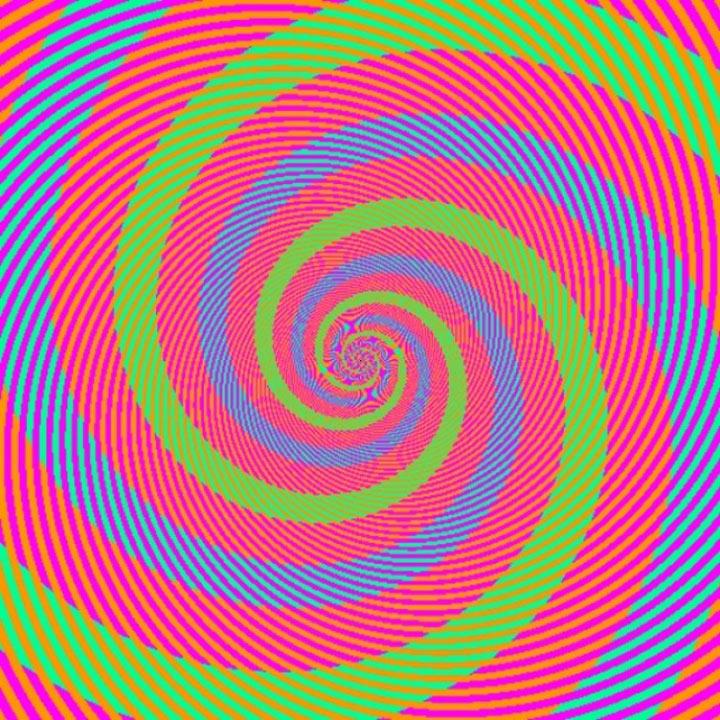 Оптические иллюзии 1