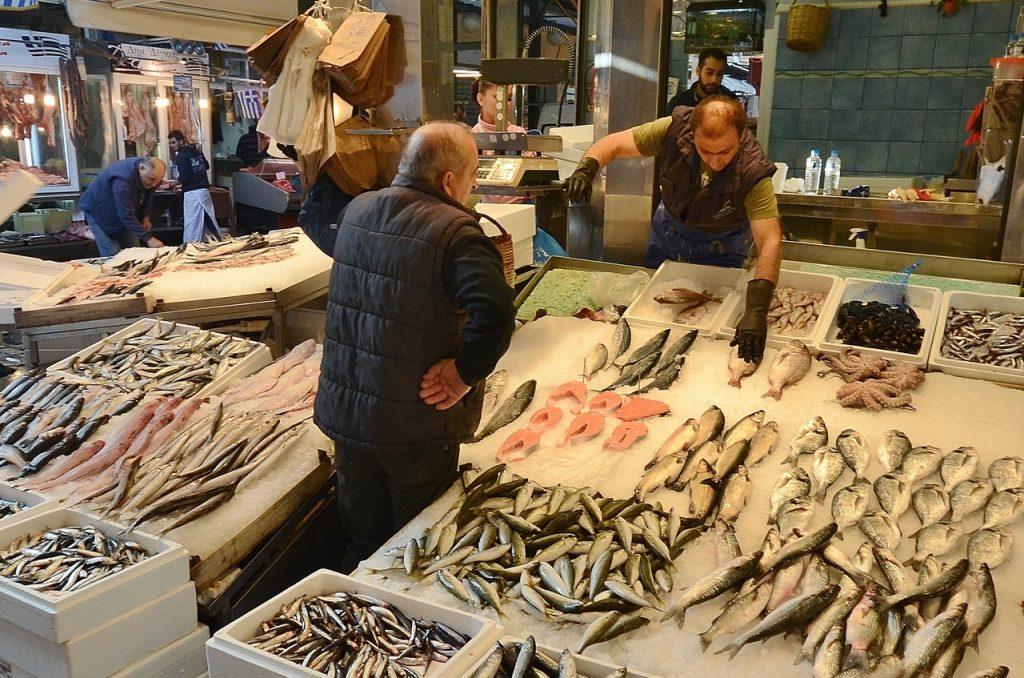 people-fish-market-marketplace