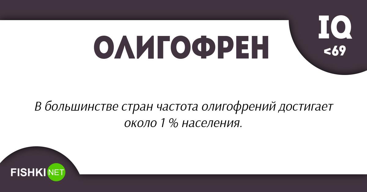oligofren