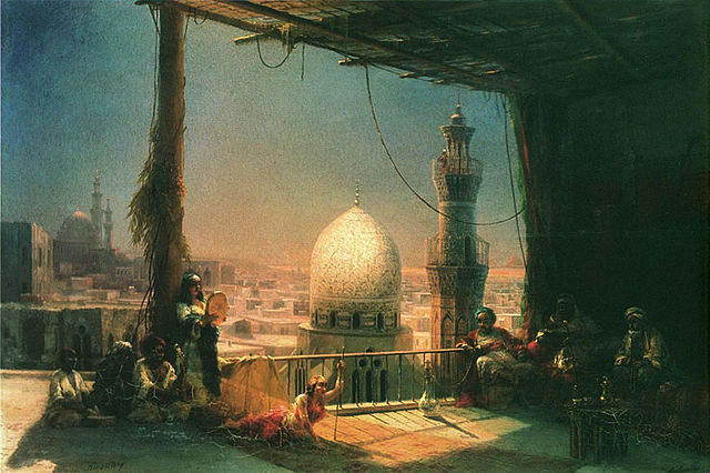 640px-Aivazovsky_-_Scenes_from_Cairo's_life