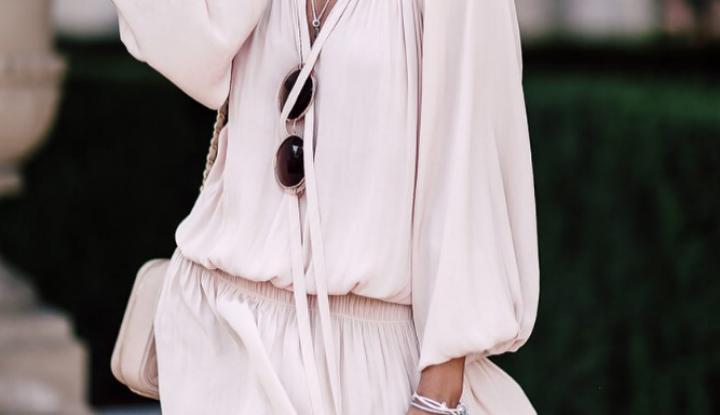 Божественно красиво: Тридцать идеальных моделей летнего платья